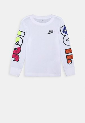 JDI 90'S TEE - Camiseta de manga larga - white
