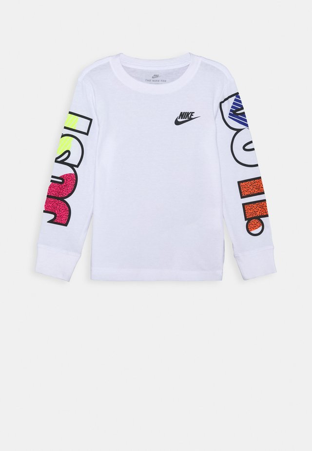 JDI 90'S TEE - T-shirt à manches longues - white