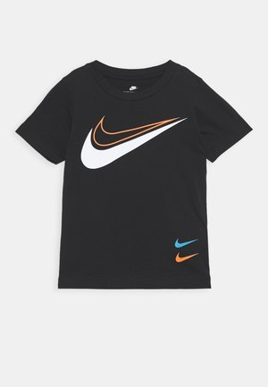 SPORT STYLE TEE - Print T-shirt - black