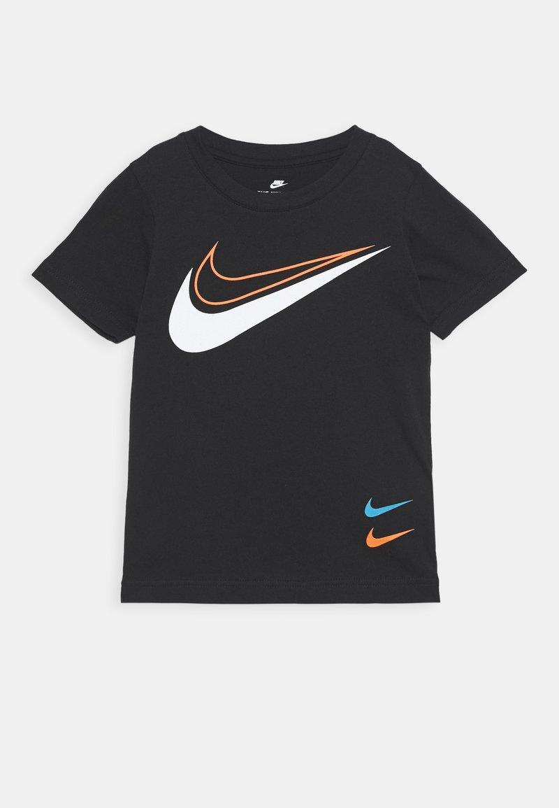 Nike Sportswear - SPORT STYLE TEE - T-shirt imprimé - black