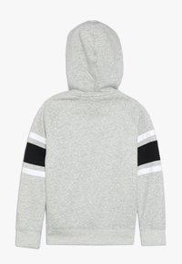 Nike Sportswear - AIR  - Hoodie met rits - dark grey heather/black - 1