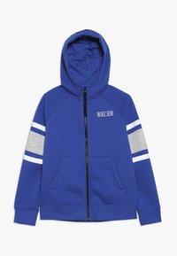 Nike Sportswear - AIR  - Hoodie met rits - game royal/black/white - 0