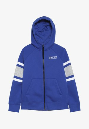 AIR  - Hoodie met rits - game royal/black/white