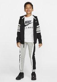 Nike Sportswear - AIR  - Felpa aperta - black - 0