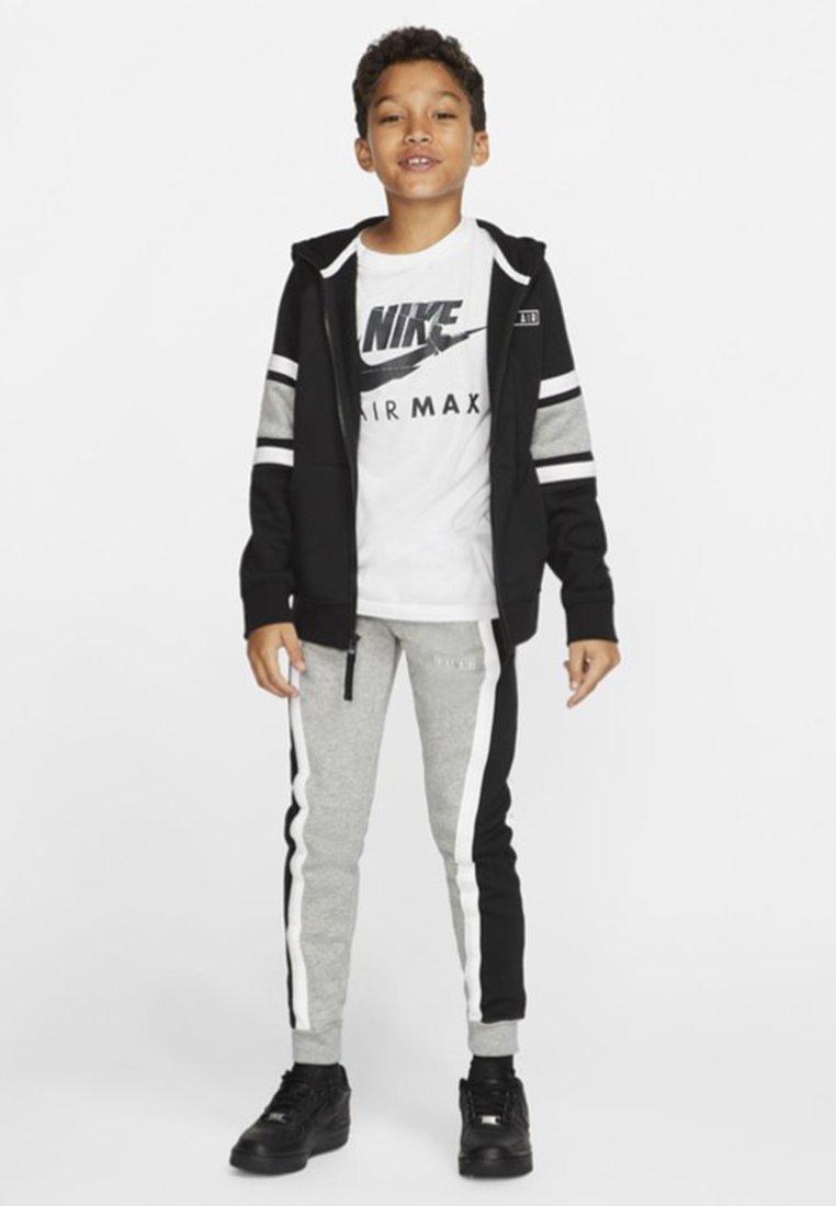 Nike Sportswear - AIR  - Felpa aperta - black