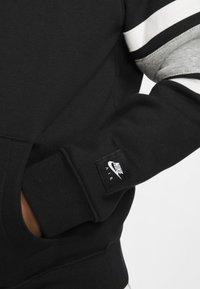 Nike Sportswear - AIR  - Felpa aperta - black - 6