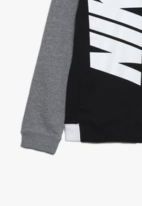 Nike Sportswear - CORE AMPLIFY  - Hoodie - black/carbon heather/white - 3
