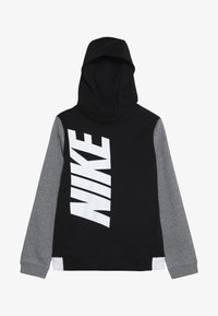 Nike Sportswear - CORE AMPLIFY  - Hoodie - black/carbon heather/white - 2