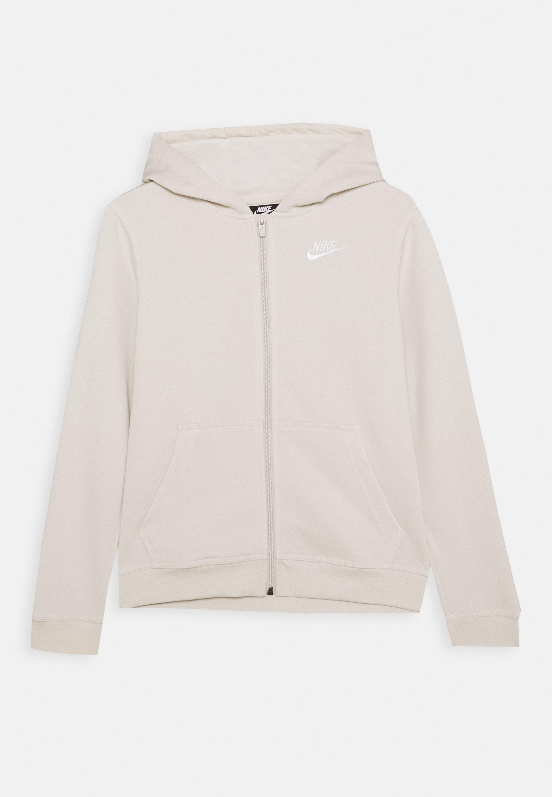 HOODIE CLUB veste en sweat zippée orewoodwhite
