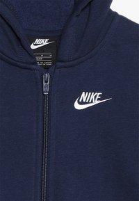 Nike Sportswear - HOODIE CLUB - Bluza rozpinana - midnight navy - 4