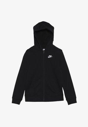 HOODIE CLUB - Zip-up hoodie - black