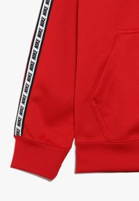 Nike Sportswear - HOODIE TAPED - Kurtka sportowa - university red/white - 2