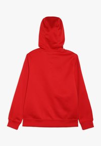 Nike Sportswear - HOODIE TAPED - Kurtka sportowa - university red/white - 1