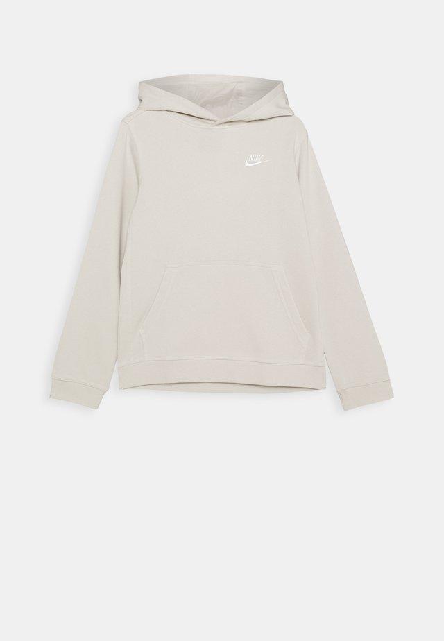 HOODIE CLUB - Bluza z kapturem - beige