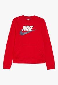 Nike Sportswear - CREW CLUB - Sweatshirt - university red - 0