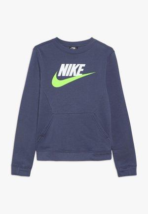 CREW CLUB - Sweatshirt - sanded purple