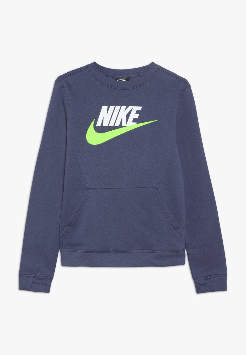 Nike Sportswear - CREW CLUB - Sweatshirt - sanded purple