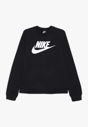 CREW CLUB - Sweater - black/white