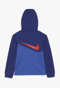 Nike Sportswear - HOODIE  - Sweatjakke /Træningstrøjer - game royal/deep royal blue/white/team orange - 1