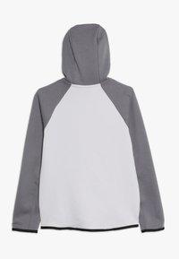 Nike Sportswear - TECH FLEECE ESSENTIALS - Hoodie met rits - vast grey/gunsmoke/black - 1