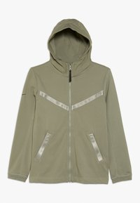 Nike Sportswear - TECH PACK HOODIE - Mikina na zip - jade stone - 0