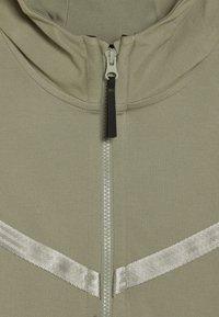 Nike Sportswear - TECH PACK HOODIE - Mikina na zip - jade stone - 2