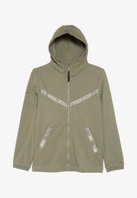 Nike Sportswear - TECH PACK HOODIE - Mikina na zip - jade stone - 3