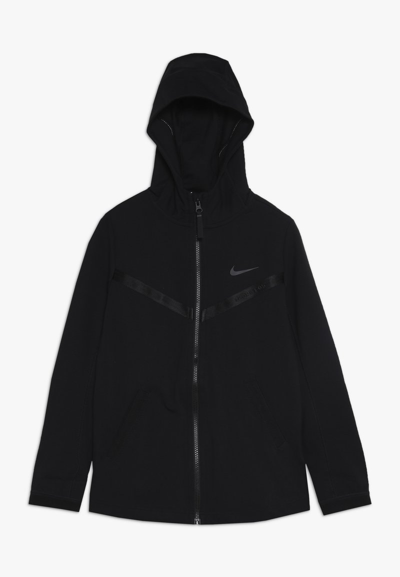 Nike Sportswear - TECH PACK HOODIE - Mikina na zip - black/thunder grey