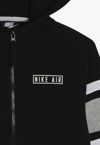 Nike Sportswear - AIR HOODIE - veste en sweat zippée - black - 4
