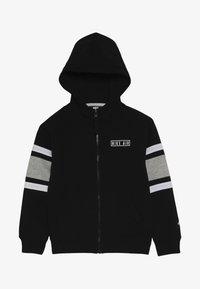 Nike Sportswear - AIR HOODIE - veste en sweat zippée - black - 3