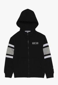 Nike Sportswear - AIR HOODIE - veste en sweat zippée - black - 0