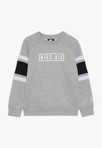 Nike Sportswear - AIR CREW - Sweater - grey heather - 0