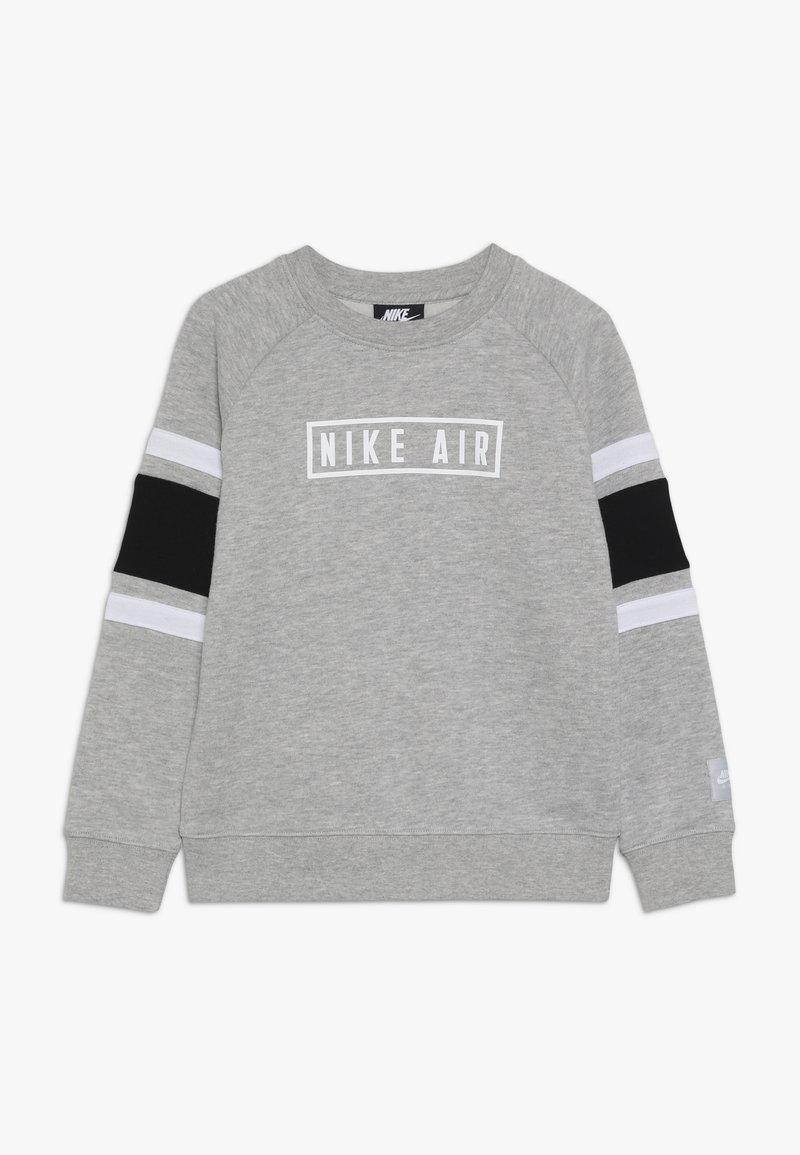 Nike Sportswear - AIR CREW - Sweater - grey heather