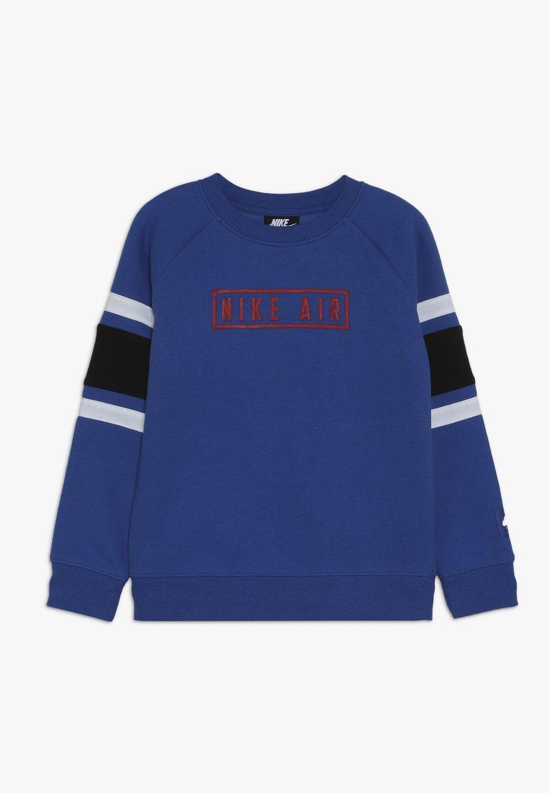 Nike Sportswear - AIR CREW - Sweatshirt - game royal