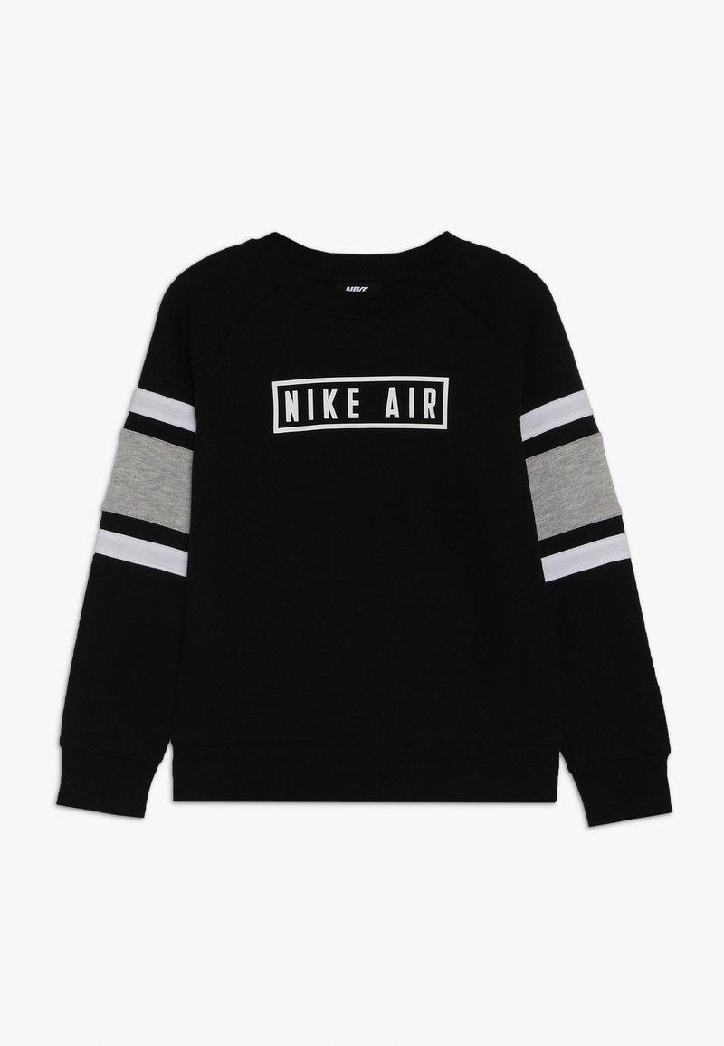 Nike Sportswear - AIR CREW - Sweatshirt - black