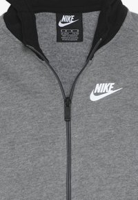 Nike Sportswear - NIKE CORE HOODIE - veste en sweat zippée - carbon heather - 2