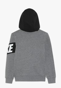 Nike Sportswear - NIKE CORE HOODIE - veste en sweat zippée - carbon heather - 1