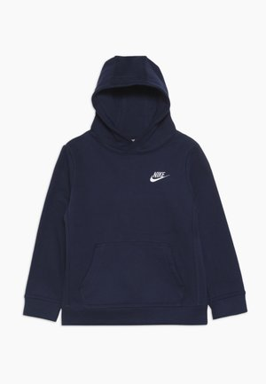 CLUB HOODIE - Luvtröja - midnight navy