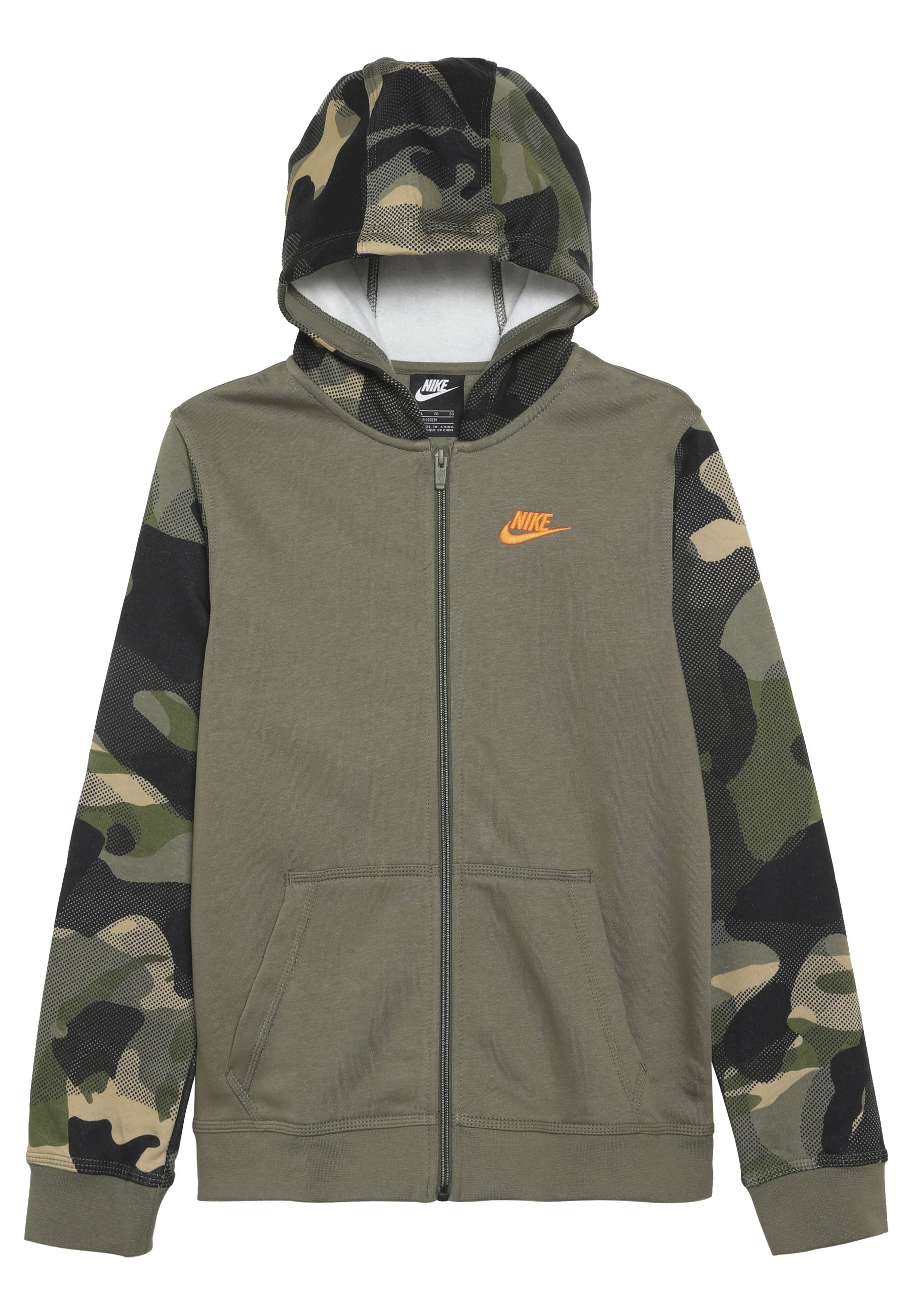 Nike Sportswear WINTERIZED veste en sweat zippée medium