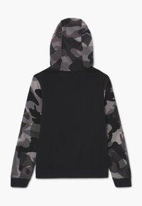 Nike Sportswear - CLUB - veste en sweat zippée - black/white - 1