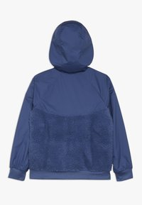 Nike Sportswear - WINTERIZED - Fleecejacka - mystic navy/white - 1