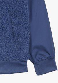 Nike Sportswear - WINTERIZED - Fleecejacka - mystic navy/white - 2