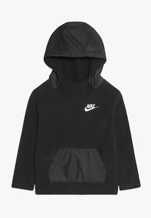 WINTERIZED HOODIE - Bluza z kapturem - black