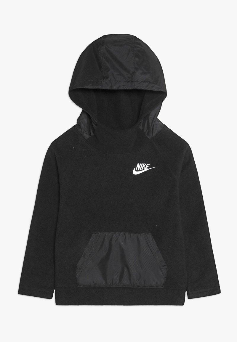 Nike Sportswear - WINTERIZED HOODIE - Bluza z kapturem - black