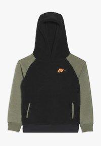 Nike Sportswear - PO HOODIE - Bluza z kapturem - black - 0