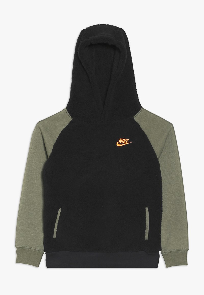 Nike Sportswear - PO HOODIE - Bluza z kapturem - black