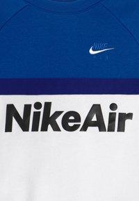Nike Sportswear - CREW - Mikina - game royal/white/deep royal blue - 3