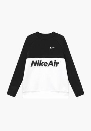 CREW - Sweater - black/white