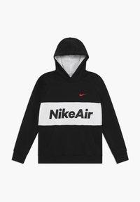 Nike Sportswear - B NSW NIKE AIR PO - Sweat à capuche - black/white - 0