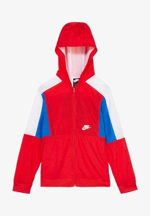 Training jacket - university red/white/game royal